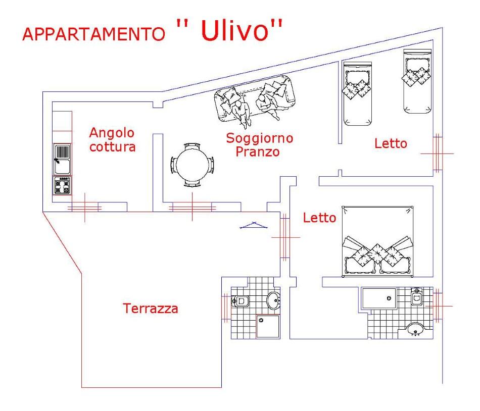 Appartamento_''Ulivo'' piantina
